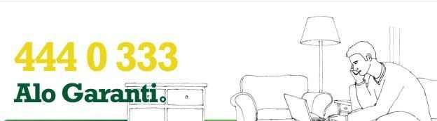 garanti1 - Garanti Bankası Müşteri Hizmetleri Alo Garanti İşlemleri