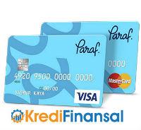 Halkbank Kredi Kartı - Paraf