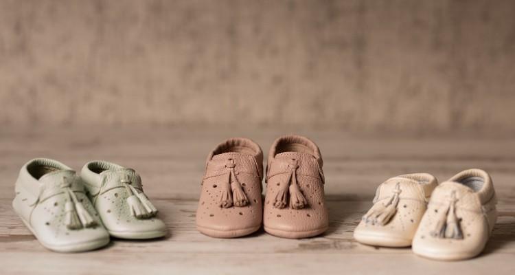 Li Puna ilk adım ayakkabıları